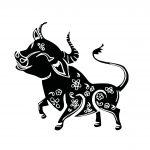 Xinian kuaile ! bonne année du buffle !