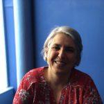 """<span class=""""titre"""">À la rencontre de notre équipe enseignante :</span></br><span class=""""sous-titre"""">Delphine Tordjman</span>"""